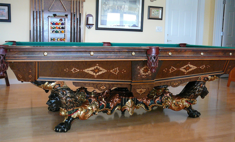 The Monarch - Crosby Antique Restoration: Excellence In Furniture Restoration And